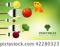 蔬菜 水果 原料 42280323