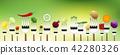蔬菜 水果 原料 42280326
