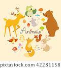 動物插圖集(1) 42281158