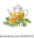 herb, rosemary, herbal 42282535
