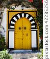 Door of Sidi Bou Said. La Gulett, Tunisia 42285256