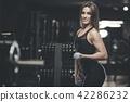 butt, fitness, gym 42286232