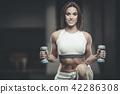 athletic, beautiful, body 42286308