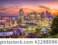 Cincinnati, Ohio, USA Skyline 42288096