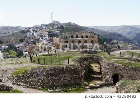 約旦卡拉克城堡 42288492