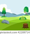 garden vector collection design 42289714