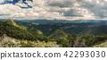 Carpathian mountain landscape 42293030