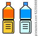 plastic bottle beverage 42293669