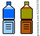 plastic bottle beverage 42293670