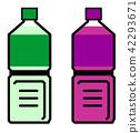 plastic bottle beverage 42293671