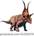 3d, dinosaur, herbivore 42293979