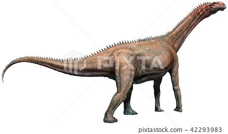 Mierasaurus 3D illustration 42293983