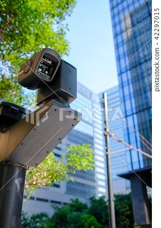 방범 카메라 42297015