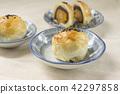 中秋節 月餅 食物 42297858