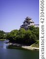 오카야마 성 42304606