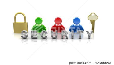 ภาพความปลอดภัยเพื่อปกป้องข้อมูลส่วนบุคคล 42306698