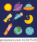 planet vector collection design 42307539
