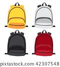 schoolbag vector collection design 42307548
