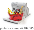 Grocery expenses budget  and consumerism  42307605
