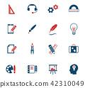 icon, vector, creative 42310049