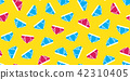 Underwear panties Seamless Pattern vector 42310405