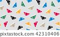 Underwear panties Seamless Pattern vector 42310406