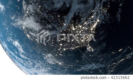 地球背景 42315662
