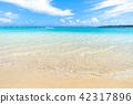 미야코 섬, 미야코지마, 바다 42317896