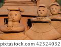 埴輪 複製品 陶器 42324032