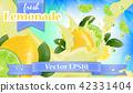 fruit, lemon, lemonade 42331404
