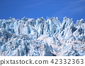冰川 阿拉斯加 冰 42332363