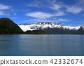 冰川 阿拉斯加 海洋 42332674