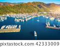 sea ship mountain 42333009