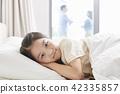잠,휴식,소녀,한국인 42335857
