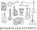 musical instrument music 42336673