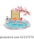 น้ำพุร้อนภาพประกอบนักท่องเที่ยวต่างประเทศ 42337574