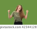 happy, female, people 42344128