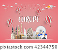 Europe Landmark Global Travel And Journey paper 42344750
