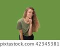 female, woman, portrait 42345381