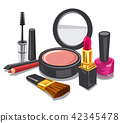 make up product collection 42345478