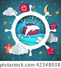 dolphin sea ocean 42348038