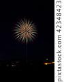 Fireworks fireworks 42348423