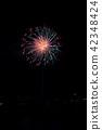 Fireworks fireworks 42348424