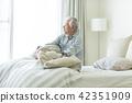 수석 남자 침대 42351909