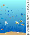 fish, fishes, tropical 42355741