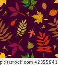 树叶 样式 模式 42355941