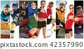 football, boxing, tennis 42357990