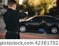 police, car, cop 42361702
