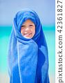 beach, child, kid 42361827