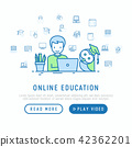 concept, online, education 42362201